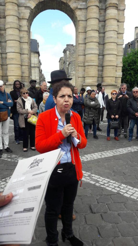 Naïma Charaï Conseillère Régionale