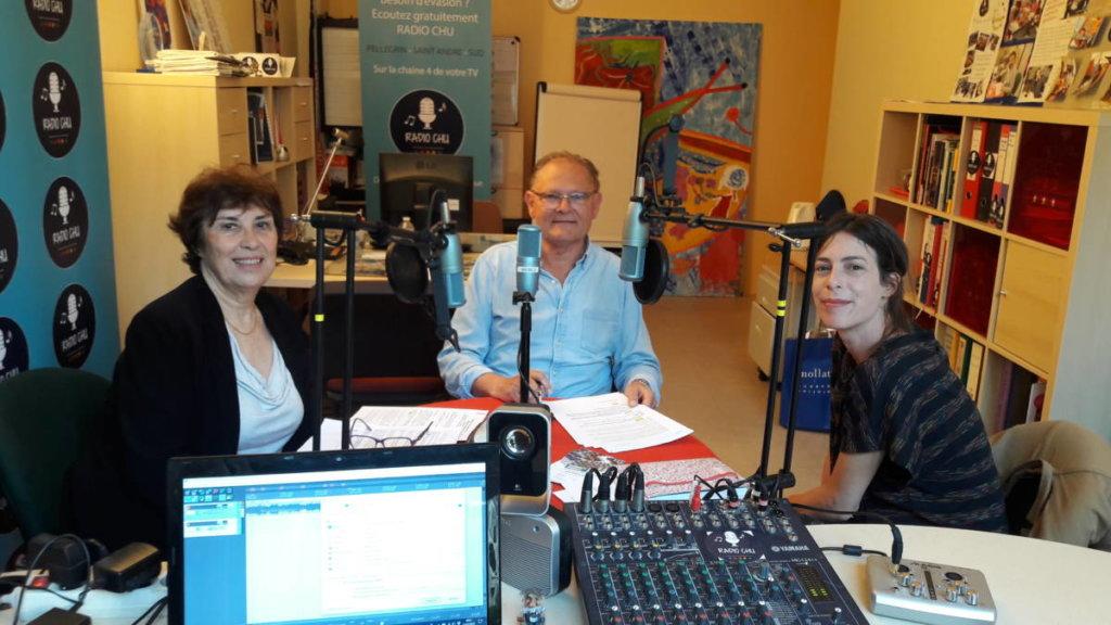 AssoPourQuoiPas avec .... sur Radio CHU n°19