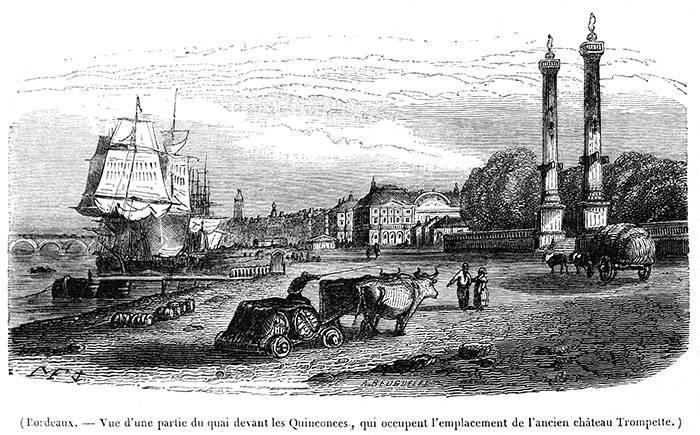 Bordeaux Début Du XIXè Siècle