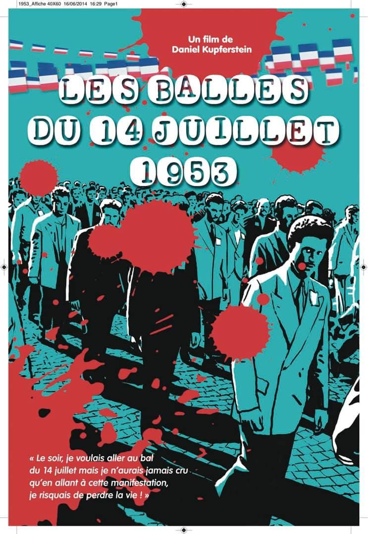 LES BALLES DU 14 JUILLET 1953 Cinéma