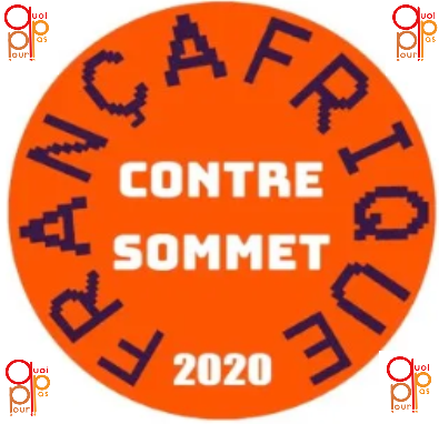 2020 Contre Sommet FrançAfrique PqP