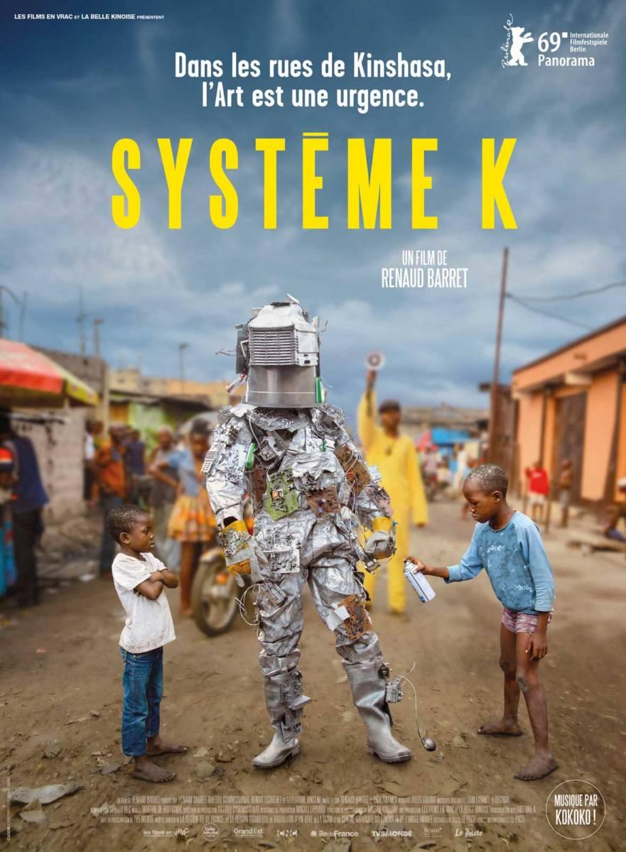 Systéme K, Cinéma Pour Le Lancement Du Contre-sommet FrançAfrique 2020