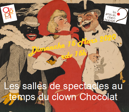 Déambulation clown Chocolat