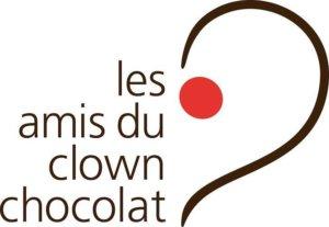 logo des amis du clown Chocolat