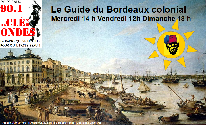 Le Guide Du Bordeaux Colonial Sur La Clé Des Ondes