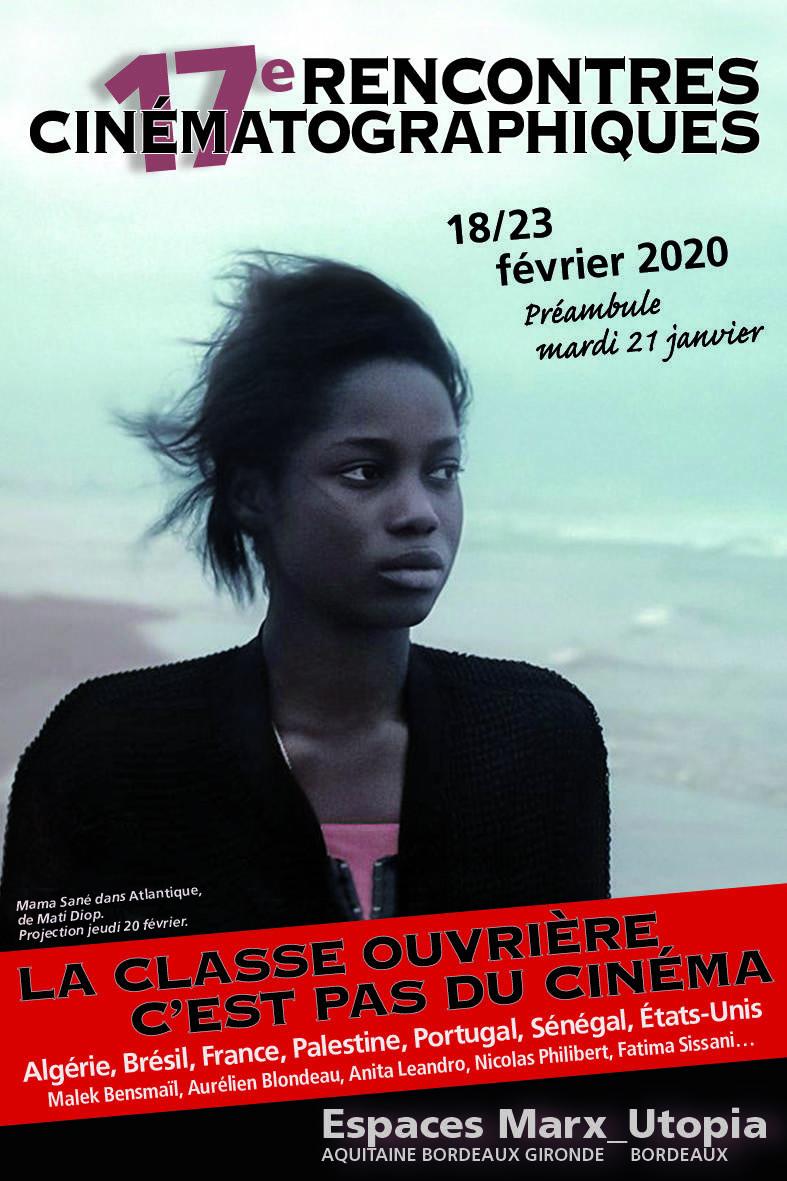 17è Rencontres La Classe Ouvrière C'est Pas Du Cinéma