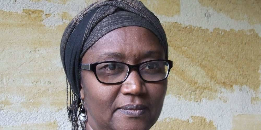 Adélaïde Mukantabana,auteure du livre l'innommable