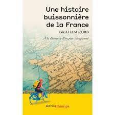 Une histoire buissonnière de la France - Poche - Graham Robb ...