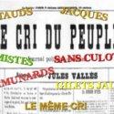 Déambulation Révoltes Populaires à Bordeaux