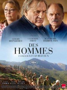 Film des hommes de Lucas Belvaux