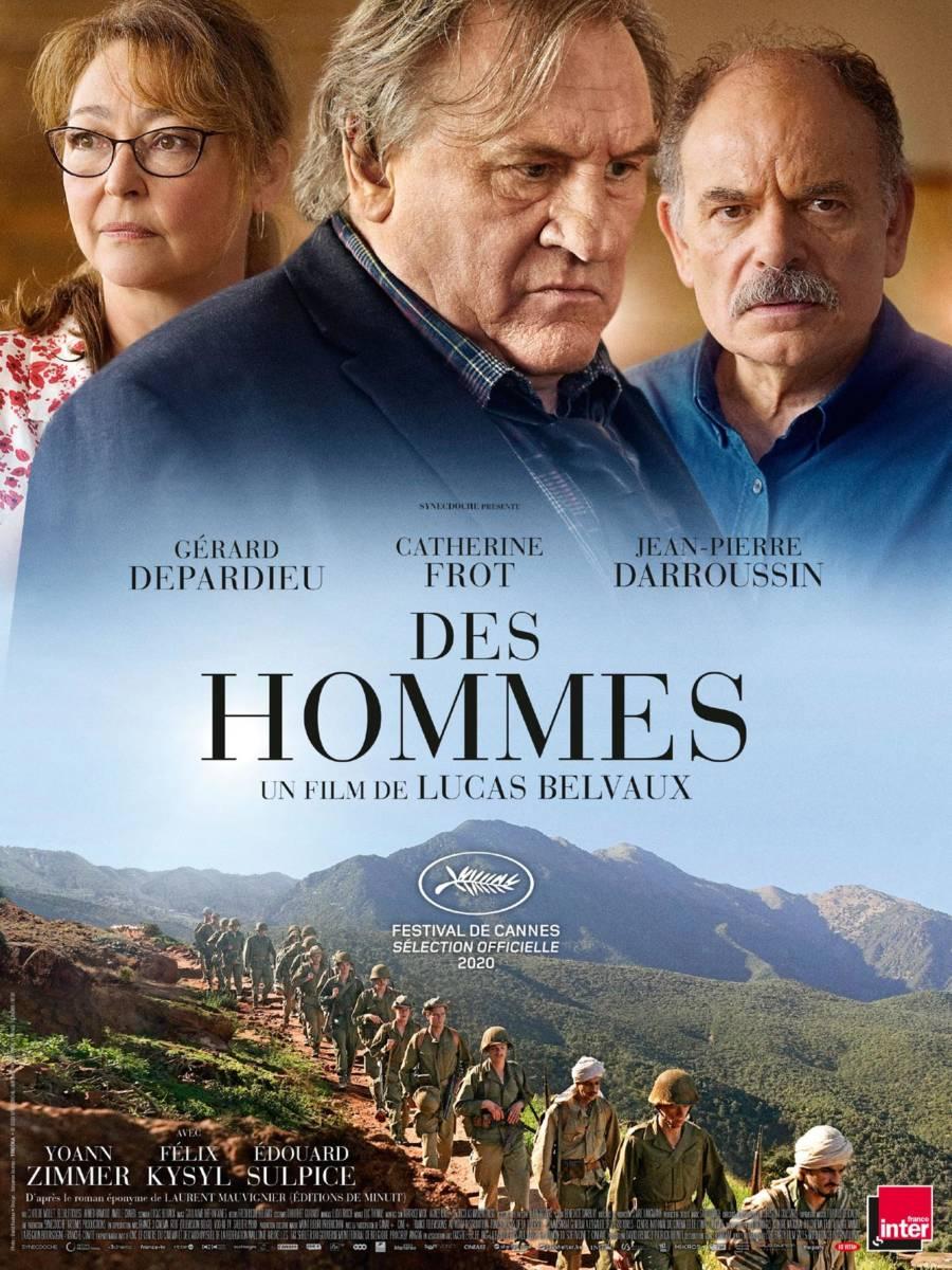 Des Hommes Film De Lucas Belvaux