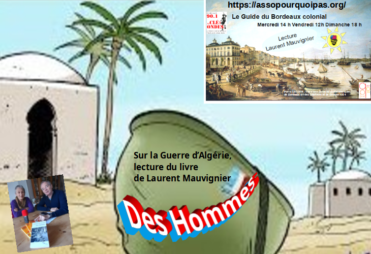 PourQuoiPas Avec …. Laurent Mauvignier