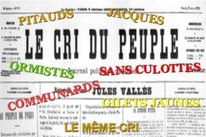 Révoltes Populaire en Aquitaine