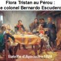 Flora Tristan Au Pérou : Le Colonel Bernardo Escudero