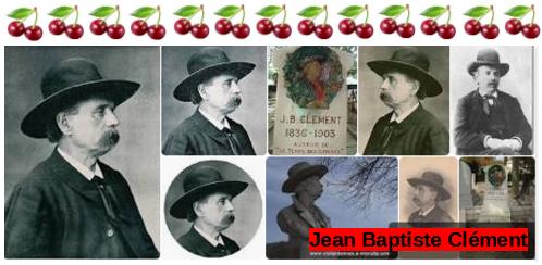 Le Temps Des Cerises Jean Baptiste Clément