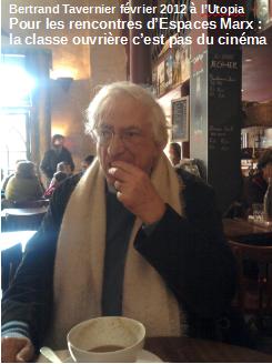 Bertrand Tavernier, La Mort D'un Géant Du 7è Art