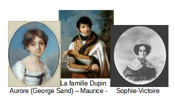 George Sand A Failli Se Noyer Dans La Gironde En 1808