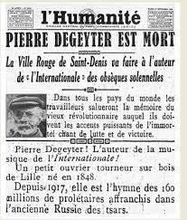 L'internationale Toute Une Histoire