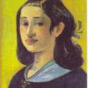 Aline Chazal Gauguin, La Fille De Flora Tristan