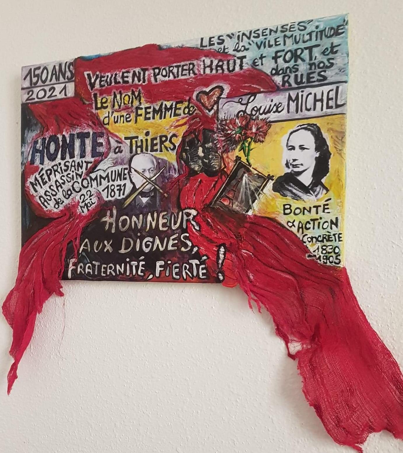 Dénommer L'avenue Thiers L'honorer Du Nom De Louise Michel