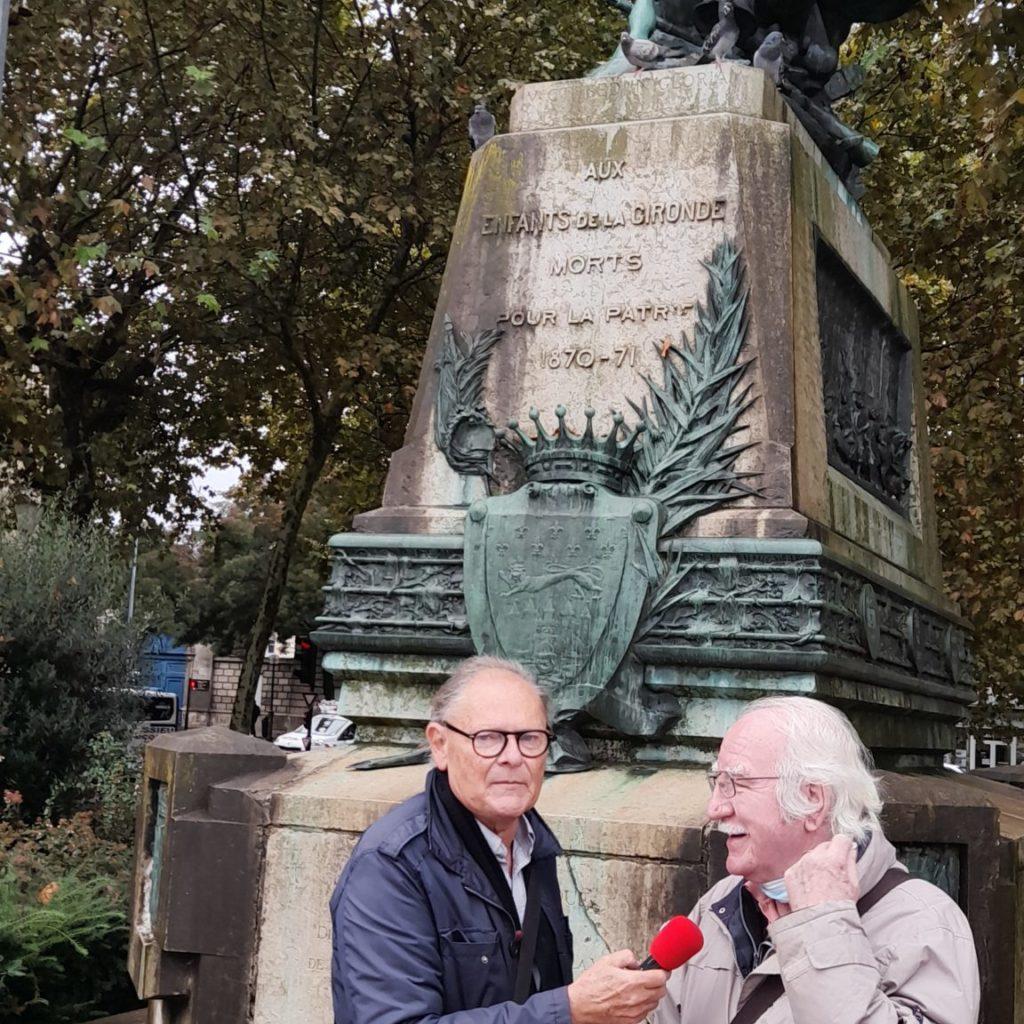 Rdv Avec Régis Saphores Pdt De L'ARAC