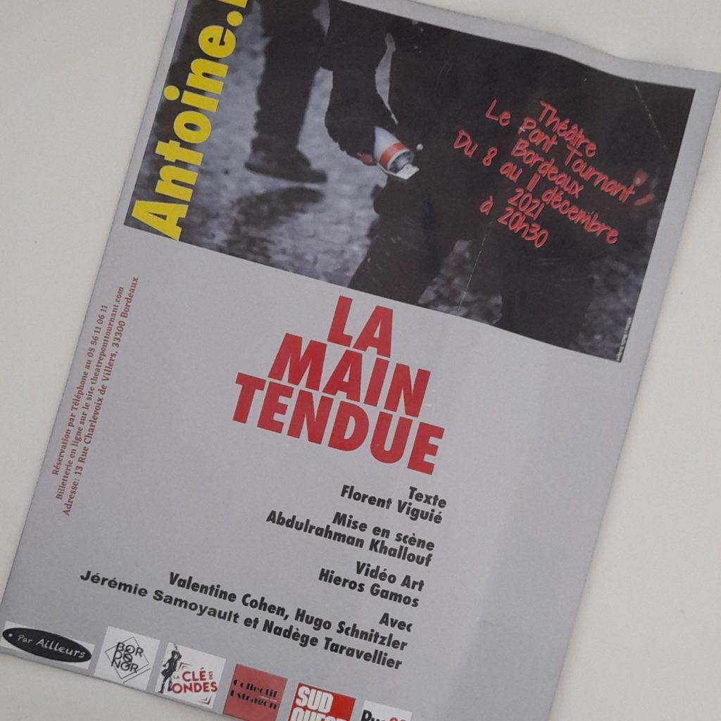 Antoine B La Main Tendue